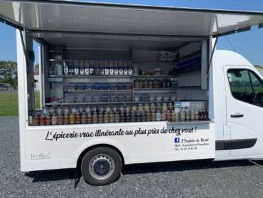 Food truck : Epicerie
