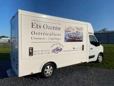 Food truck : Ostréiculteur